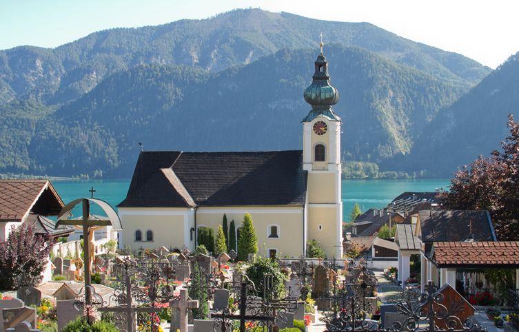 Pfarrkirche Unterach